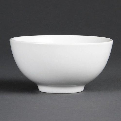White Rice Bowl