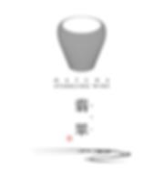 茶筅モチフーフのロゴ