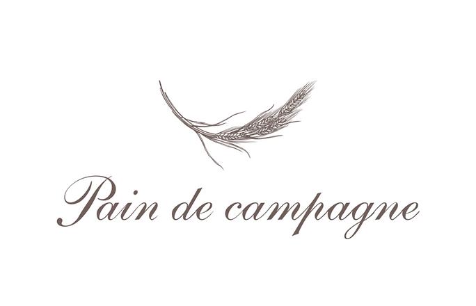 パン屋のロゴ