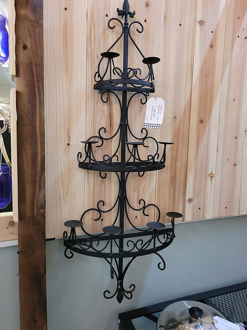 Wall Mounted Candle Holder V#1000