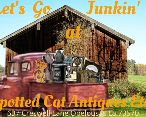 Spotted Cat Antiques