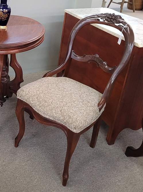 Victorian Parlor Chair V#783