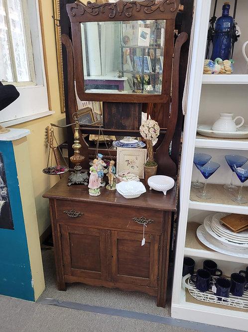 Dresser w/ Mirror V#718