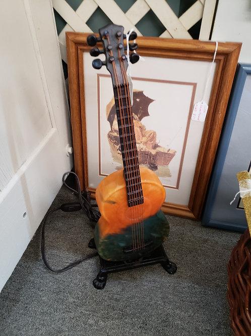 Vintage Violin Lamp V#970