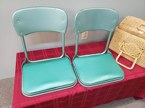 Green Stadium Chair V#975