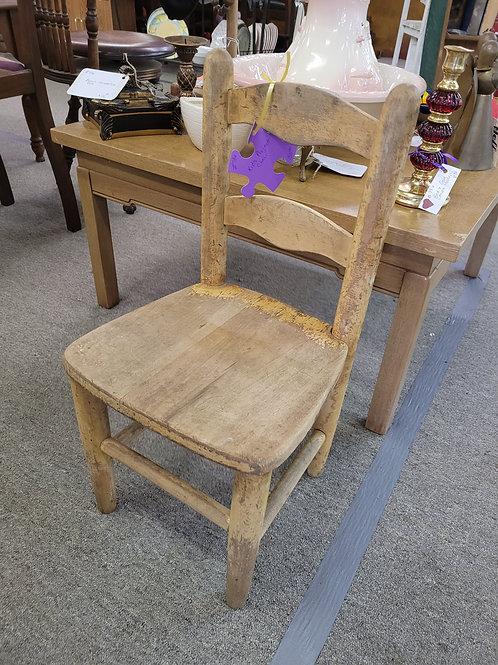 Child's Chair V#736