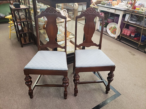Set of 4 Dining Chairs V#430