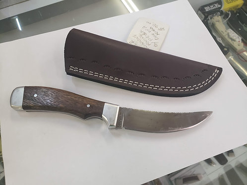 Skinning Knife by Youngsville Blade Smith V#5000