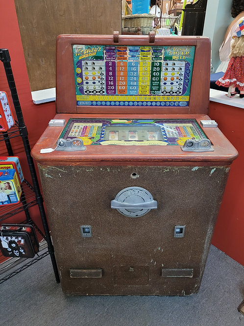 1940 Antique Kenney Slot Machine V#0102