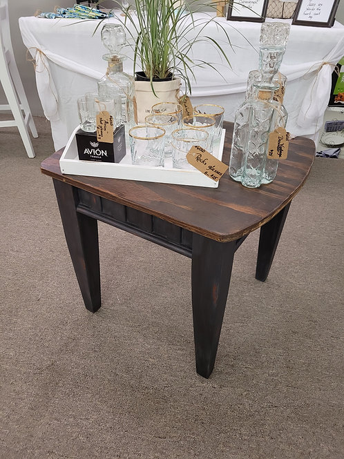 Wooden Square Accent Table V#6015