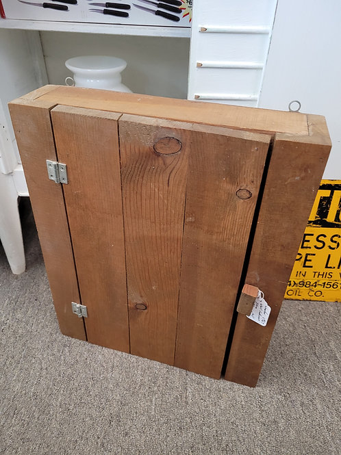 Wooden Wall Mount Cabinet V#967