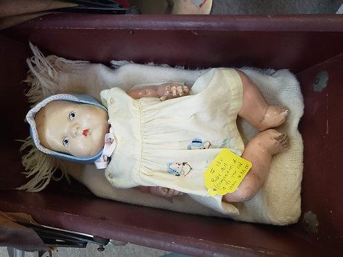 1930s Baby Doll V#130