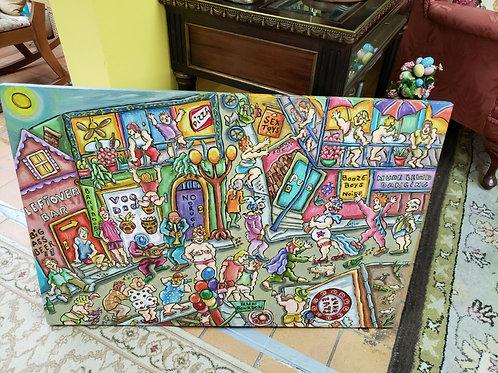 New Orleans Painting V#31
