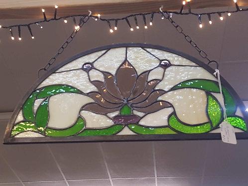 Halfmoon Lotus Panel V#505