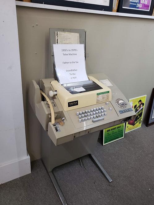 1950s - 70s Telex Machine V#220