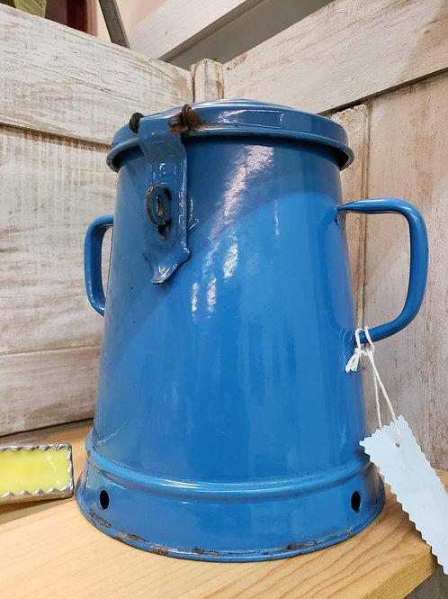 Enamelware Steam Pot V#164