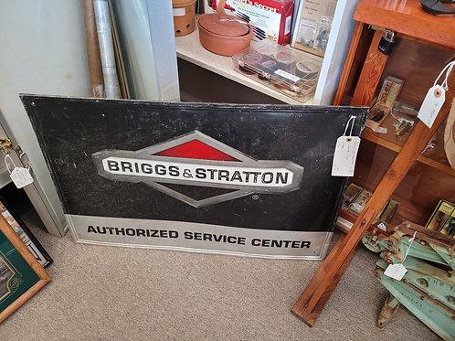 Briggs & Stratton Dealer Sign V#967