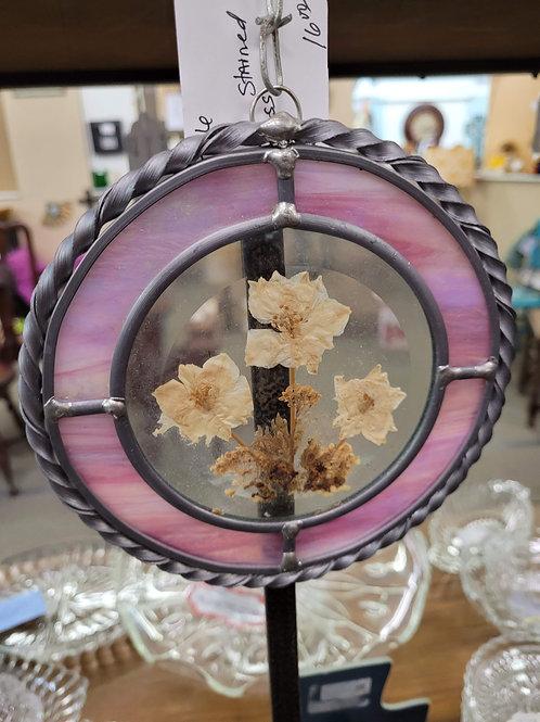 Flower Stained Glass V#736