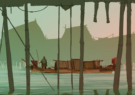 Boat Nomad
