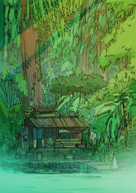 Jungle Nomad
