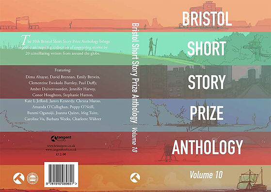 Bristol Short Story Book Vover Art