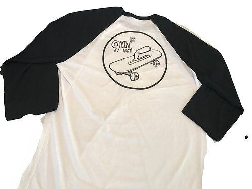 9thStDIY 3/4 Sleeve Shirt