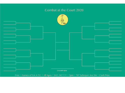 COMBAT AT THE COURT 2020