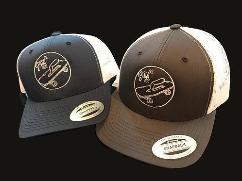9ThStDIY Mesh Hat.