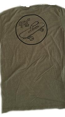 9thStDIY T-shirt.