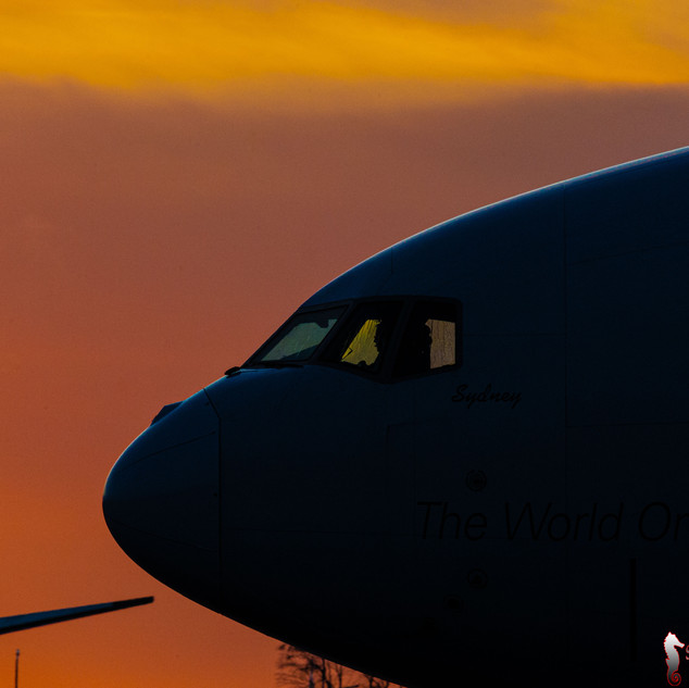 Early departure ...