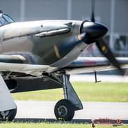 Hawker Hurricane Mk2 - F-AZXR