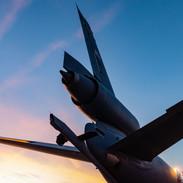 USAF visit