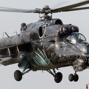 Czech Air Force Mil-Mi 24V Hind