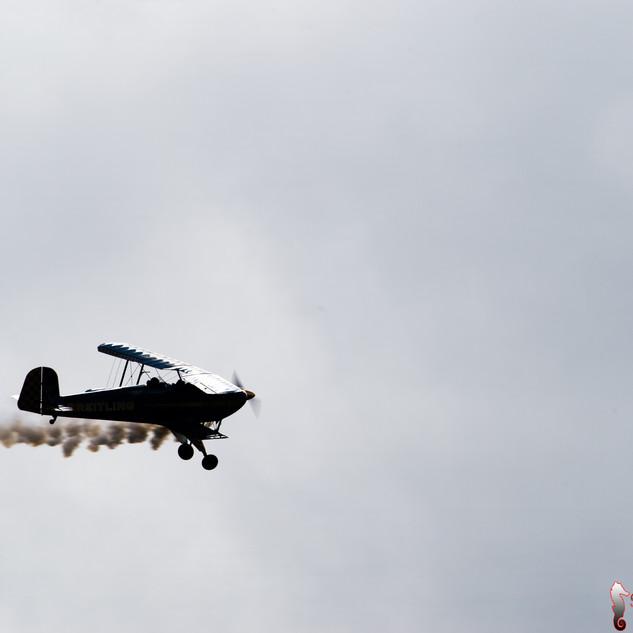 Breitling Bucker Bu-131 Jungmann - F-AZVK