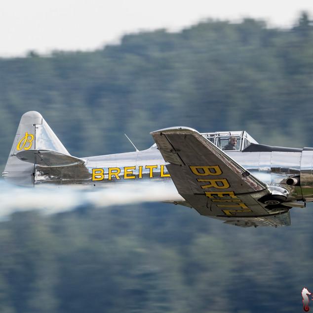 American T-6G Texan - F-ZACQ