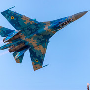 Sukhoi Su-27 Ukrainian Air Force