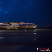 Taxiing @ blue hour