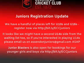 U16s secure Cricket Victoria Junior Coach of the Year!