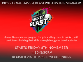 Kids - come have a blast at Essendon this summer!