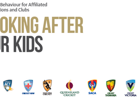 Australian Cricket's Commitment to Safeguarding Children and Young People