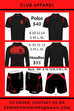 Junior Cricket Season 2020-2021 - Club Apparel
