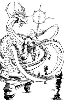 Holy Dragon Monk