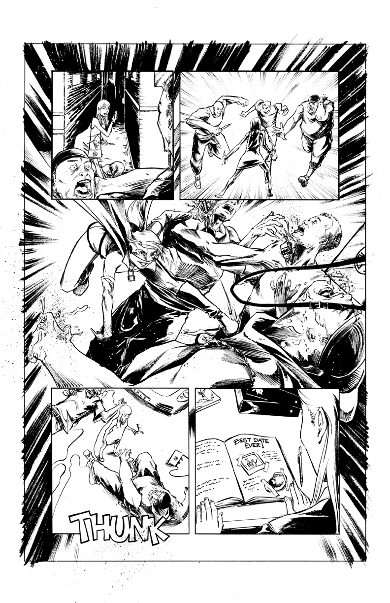 Hit Girl Page 03