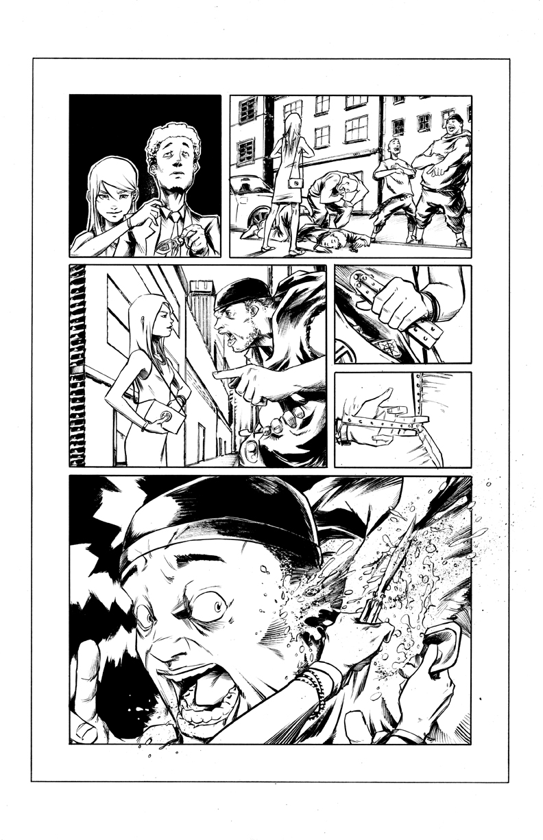 Hit Girl Page 02