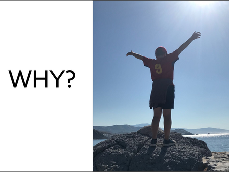 finding your WHY and building your business (& marketing) on its power