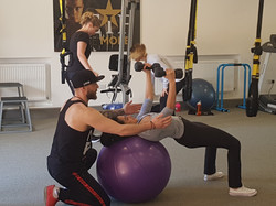 FUNCTIONAL TRAINING & BACK CARE