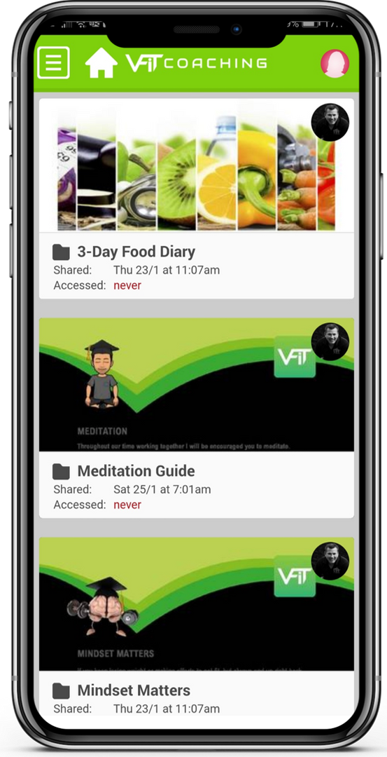Download Nutrition and Exercise Guides