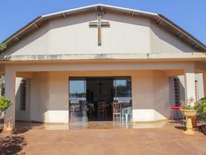 Inauguração do Sacrário e da Nova Cruz - Comunidade Santa Rita de Cássia