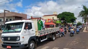 Carreata e benção dos carros em honra ao padroeiro São Paulo Apóstolo