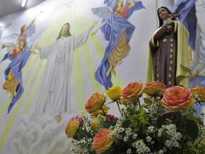 2° Dia da novena em honra a Santa Teresinha do Menino Jesus
